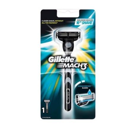 Gillette Mach3 - 1 Rakblad