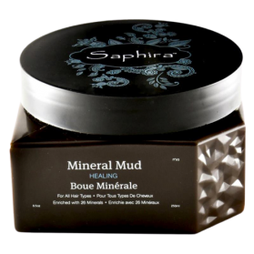 Saphira Mineral Mud 250ml