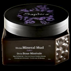 Saphira Divine Mineral Mud 250ml