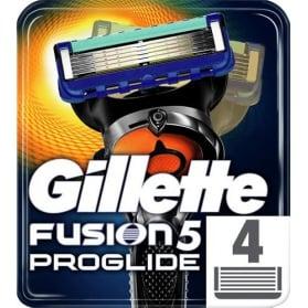 Gillette Fusion Proglide 5, 4-pack