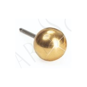 Blomdahl Golden Titanium Ball 5mm