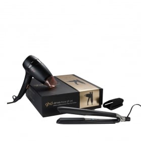 GHD Ultimate Travel Platinum Gift Set