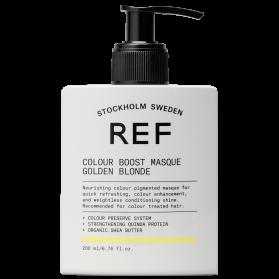 REF Colour Boost Masque Golden Blonde 200ml