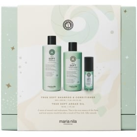 Maria Nila Holiday Box - True Soft (UNBOXED)