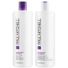 Paul Mitchell Extra Body DUO Kit 2x1000ml