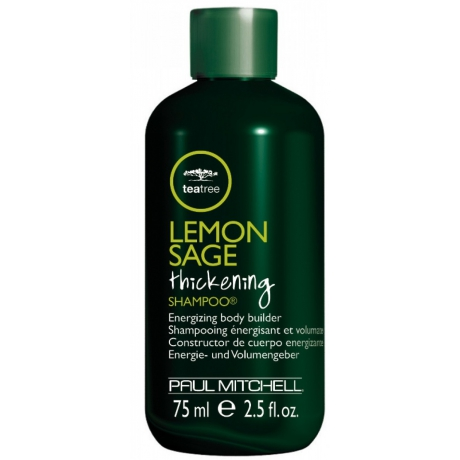 Paul Mitchell Lemon Sage Thickening Shampoo 75ml