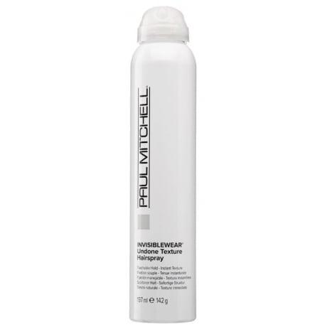 Paul Mitchell Invisiblewear Undone Texture Hairspray 197ml