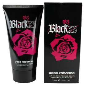 Paco Rabanne Black XS For Her Body Lotion 150ml