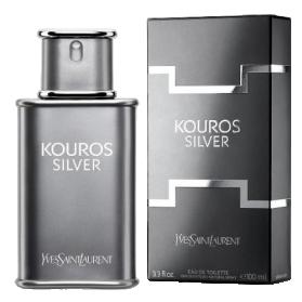 YSL Kouros Silver EDT 50ml for Man
