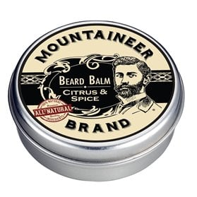 Mountaineer Brand Citrus & Spice Conditioning Beard Balm 60g