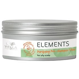 Wella Professionals Elements Purifying Pre-shampoo Clay 225ml