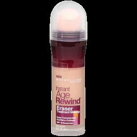 Maybelline Instant Age Rewind Eraser Treatment Makeup 150 Creamy Natural 20ml