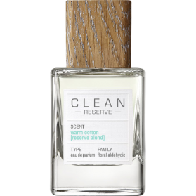 Clean Reserve Warm Cotton Reserve Blend edp 50 ml