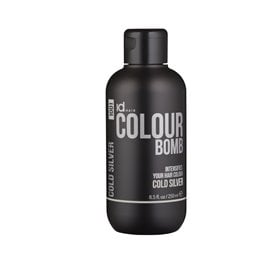 IdHAIR Colour Bomb Cold Silver 250ml