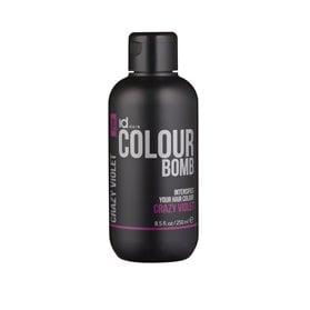IdHAIR Colour Bomb Crazy Violet 250ml