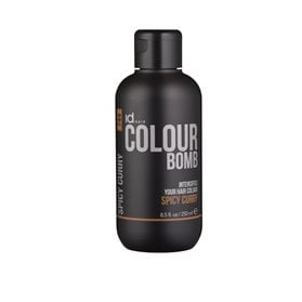IdHAIR Colour Bomb Spicy Curry 250ml