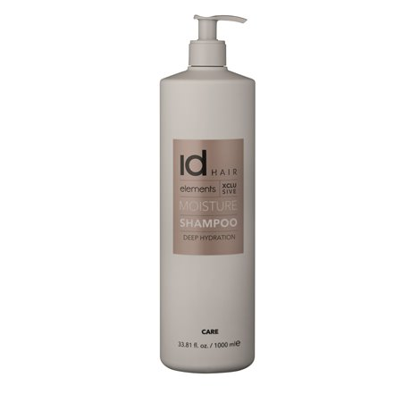 IdHAIR Elements Xclusive Moisture Shampoo 1000ml