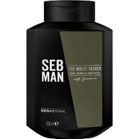 SEB MAN 3in1 Wash 250ml