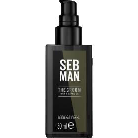 The Groom Hair & Beard Oil 30ml