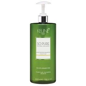Keune So Pure Moisturizing Shampoo 1000ml