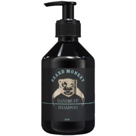 Beard Monkey Dandruff Shampoo 250 ml