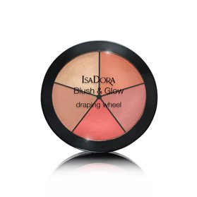 IsaDora Face Wheel All-In-One 57 Peach Me