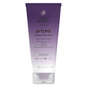 Four Reasons Color Mask Intense Toning Treatment Violet 200ml