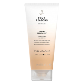 Four Reasons Color Mask Toning Treatment Champagne 200ml