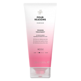 Four Reasons Color Mask Toning Treatment Rose 200ml