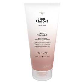 Four Reasons Color Mask Toning Treatment Bronze 200ml