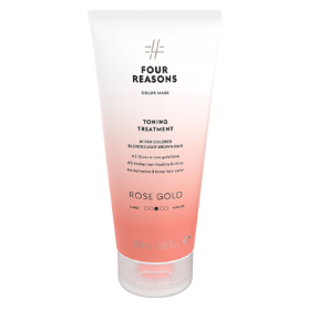 Four Reasons Color Mask Toning Treatment Rose Gold 200ml