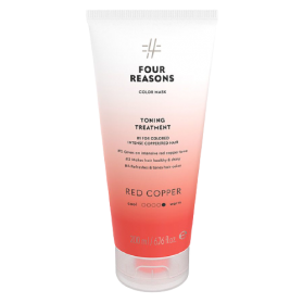 Four Reasons Color Mask Toning Treatment Red Copper 200ml