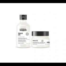 Loréal Professionnel Metal DX Shampoo 300ml + Mask 250ml