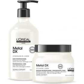 Loréal Professionnel Metal DX Liquid Care 500ml + Mask 500ml