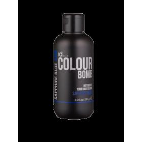 IdHAIR Colour Bomb Sapphire Blue 250ml