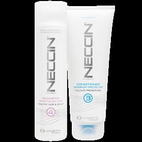 Grazette Neccin Duopack Neccin 4 + Conditioner 3 250+200ml