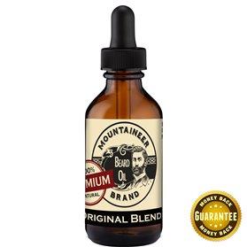 Mountaineer Brand Premium Beard Oil–Original Blend 60ml