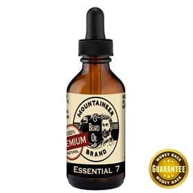 Mountaineer Brand PremiumBeardOil–Essential7 60ml