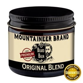 Mountaineer Brand PremiumBeardBalm–Original Blend60g