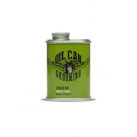 Oil Can Grooming Angels Share Shave Oil 50ml