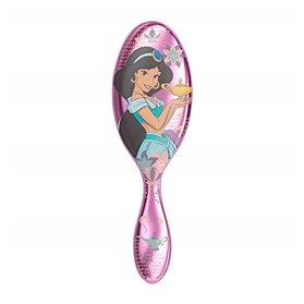Wet Brush Original Detangler Princess Jasmine Dark Pink