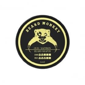 Beard Monkey Oud / Saffron - Beard Shaper