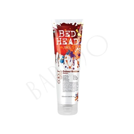 Tigi Bed Head Combat Colour Goddess Shampoo 250ml