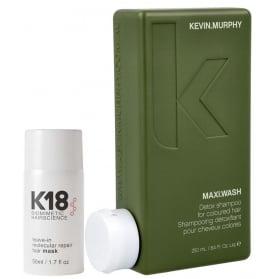 K18 Leave In 50 ml  + Maxi.Wash 250ml