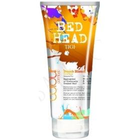 Tigi Bed Head Combat Colour Dumb Blonde Conditioner 200ml