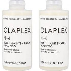 Olaplex Bond Maintenance Shampoo (NO4) 250ML x Duo