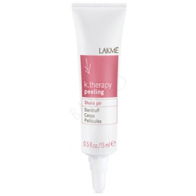 Lakme K.therapy Peeling Shock Gel Dandruff 6x15ml