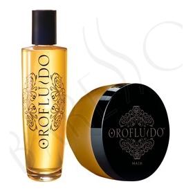 OroFluido Promo Pack Elixir + Mask