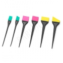 Silicone dye brush set