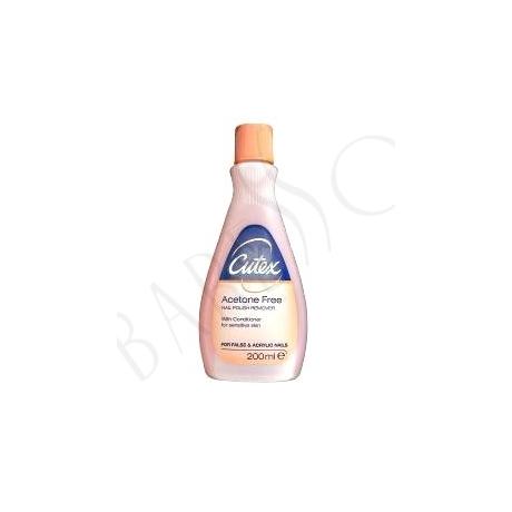 Cutex Acetone Free Nail Polish Remover 100ml